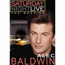 Saturday Night Live: The Best of Alec Baldwin (DVD, 2006)