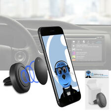 Compact Magnetic Mount Air Vent In Car Holder for Samsung S5230 Tocco Lite