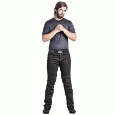 Mens Draggin Jeans NEXT GEN Black Motorcycle with DuPont™ Kevlar®