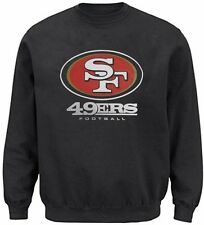 San Francisco 49ers NFL Mens Critical Victory Sweatshirt Big & Tall Sizes