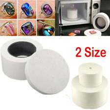Ceramic Fibre Small Microwave Kiln Stained Glass Fusing Supplies Professional @