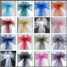 PREMIUM QUALITY WEDDING TABLE RUNNERS ORGANZA TABLE DECORATION NEW UK