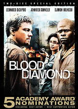 Blood Diamond (DVD, 2007, 2-Disc Set, Special Edition)