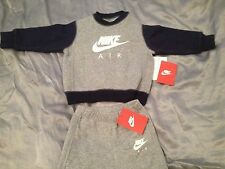 Nike air infants suit, crew suit, unisex babies & kids, boys and girls. rare*