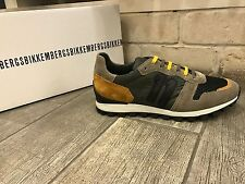 Dirk Bikkembergs Mens Shoes Fashion Sneakers NUMB ER 650 BKE108478 New In Box