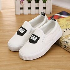 2017 Kids Children's Casual Sport Shoes Boys Canvas Shoes Girls Slip-On Sneakers