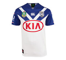 NEW CANTERBURY BULLDOGS JERSEY 2017 HOME MENS SUPPORTER-GEAR