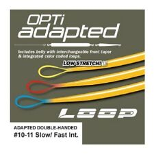 LOOP Opti Adapted customisable system Shooting Head fly line