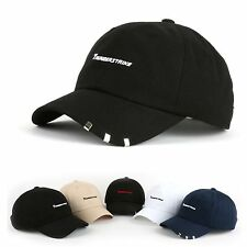 Unisex Thunder Strike  Casual  Baseball  Adjustable Curved Hats Golf Cap Trucker