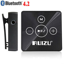 Ruizu X15 Mp3-player 8G Digital Sport Audio Hifi Mp3 Clip Music Player Bluetooth