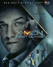 X-Men: First Class    *Like New* (Blu-ray Disc, 2011,)