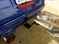 Hidden Harley Tri Glide Trailer Hitch with Removable Tow Bar and Ball