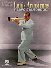 Louis Armstrong Plays Standards - Trumpet: Trumpet Sheet Music: Louis Armstrong