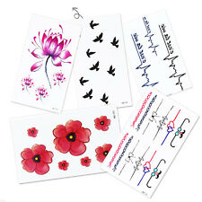 Individuality Bracelet Temporary Tattoo Waterproof Removable Stickers Body Art