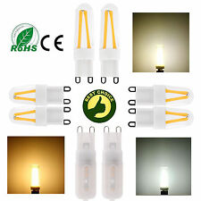 2W 4W 6W G9 LED Dimmable Silicone Crystal Corn Bulb Spotlight Lamp  AC110V/ 220V