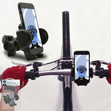360 Degree Rotation Bicycle Bike Handle Bar Holder For HTC WildFire G8