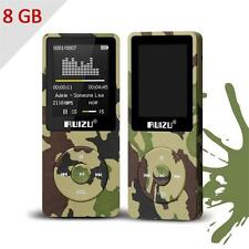 "Original RUIZU X02 8GB HiFi MP3 Music Player with 1.8"" TFT Screen with FM E-Book"