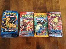 Pokemon HOLO Repack Booster Packs! Guaranteed RARE HOLO in every Pack!!!!