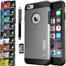 ShockProof Hybrid Armor Protective Hard Case Cover For Apple iPhone 6 PLUS 5.5""