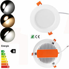 LED 7W - 35W Recessed Panel Light Epistar Bulb Ceiling Down White SpotLamps CREE