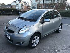 TOYOTA YARIS TR VVT-I S-A *60 PLATE* 1.4 AUTOMATIC SILVER *LOW MILEAGE* 5 DOOR