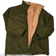BRITISH ARMY ISSUED SOFTIE JACKET SOFTY REVERSIBLE THERMAL HIKING CADET FISHING