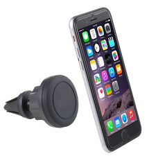 360° Rotation Car Air Vent Mount & Magnetic Sticky Holder Stand For IPHONE 7 6S
