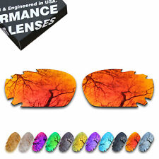 T.A.N Polarized Lenses Replacement for-Oakley Jawbone Vented Sunglasses