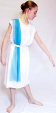 World Book Day-Egyptian-Roman-Greek BLUE SLAVE GIRL Child's Costume - All Ages
