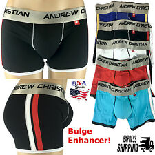 Andrew Christian Removable Bulge Enhancer Cup Shock Jock US Seller Fast Shipp