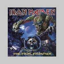 IRON MAIDEN THE FINAL FRONTIER CD NEW