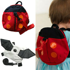 Baby Kid Toddler Keeper Walking Safety Harness Backpack Leash Strap Bag Luxury