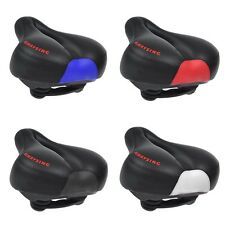 Bike Bicycle Pro Road Saddle MTB Sport Hollow Saddle Seat Black soft Comfort F7