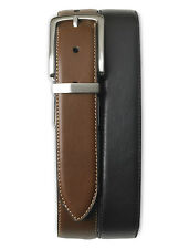 Harbor Bay Reversible Leather Casual Belt Casual Male XL Big & Tall