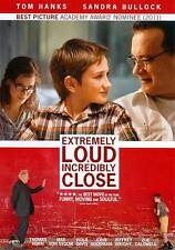 Extremely Loud & Incredibly Close    (DVD, 2012)