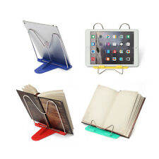 Adjustable Angle Foldable Portable Reading Book Stand Document Holder PGBK