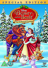 Beauty And The Beast - The Enchanted Christmas (DVD, 2010)