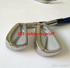New golf clubs MP-64 forged irons set with Japan tour AD graphite stiff shafts h