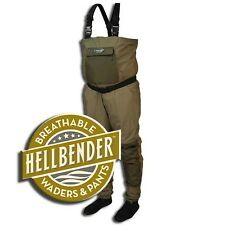 Frogg Toggs Hellbender Stockingfoot Waders Hassle Free Returns! Fast Free Ship!