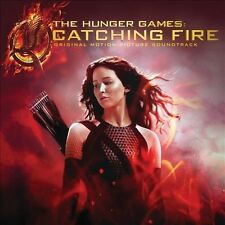 The Hunger Games: Catching Fire 2013 by Coldplay - Ex-library