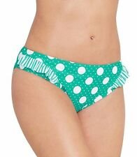 Midnight Grace By Figleaves Pin Up Frill Bikini Brief - Various Sizes