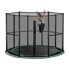 12ft Round Inground Trampoline with Full Net - Free Delivery