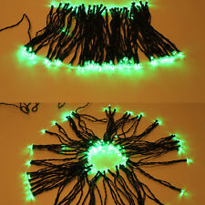 Solar Power 50/100/200 LED Light Garden Outdoor Xmas Party String Fairy Lamp