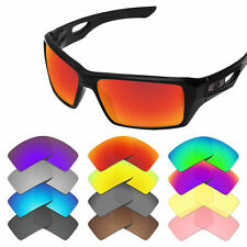 Tintart Replacement Lenses for-Oakley Eyepatch 1/2 Sunglasses - Multiple Options