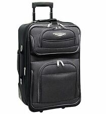 Travelers Choice Travel Select Amsterdam 21 in. Carry-on Lightweight FREE SHIP