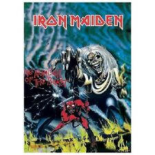 Drapeau Iron Maiden - The Number of the Beast - ref dr1iron1