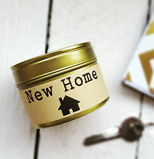 New Home candle - handmade soy wax candle - new home gift - scented candle