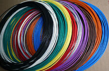 1.5mm Silver Plated Teflon Wire Cable 5M