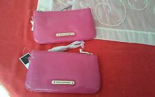 Juicy Couture Pink Wristlet NWT