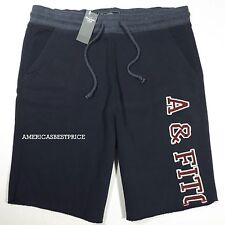 ABERCROMBIE & FITCH NEW MENS ATHLETIC SHORTS,NAVY BLUE NWT BY HOLLISTER NICE